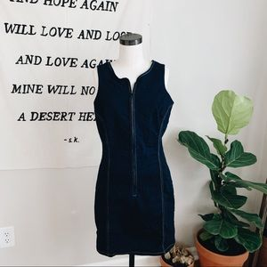 ✿ VINTAGE // RETRO DENIM DRESS ✿